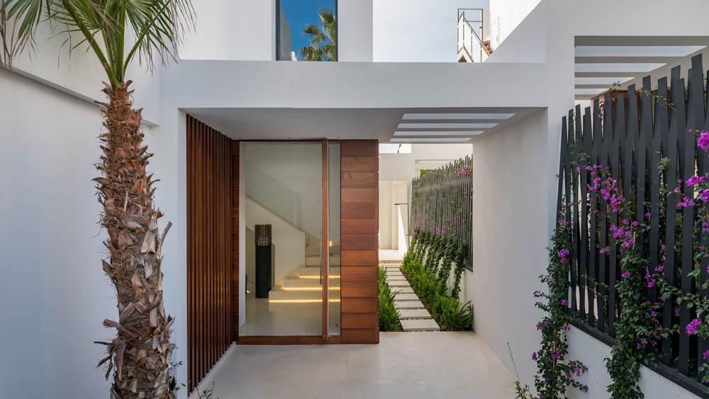 Marbella moderni design vila