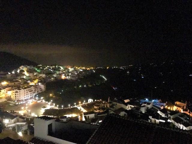 Firigiliana by night
