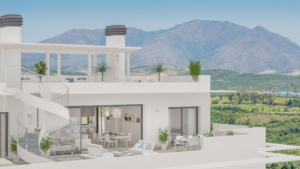 Apartment For Sale In East Estepona Estepona Málaga Spain