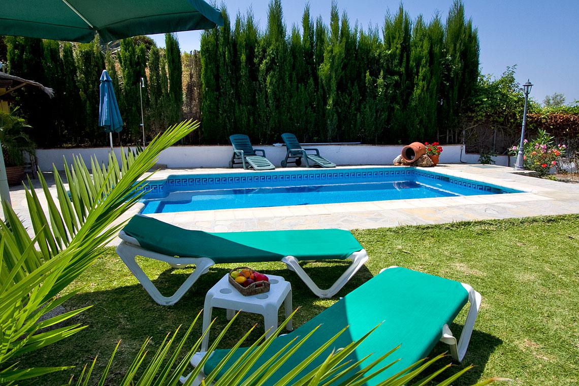 Villa for rent in Frigiliana, Málaga, Spain