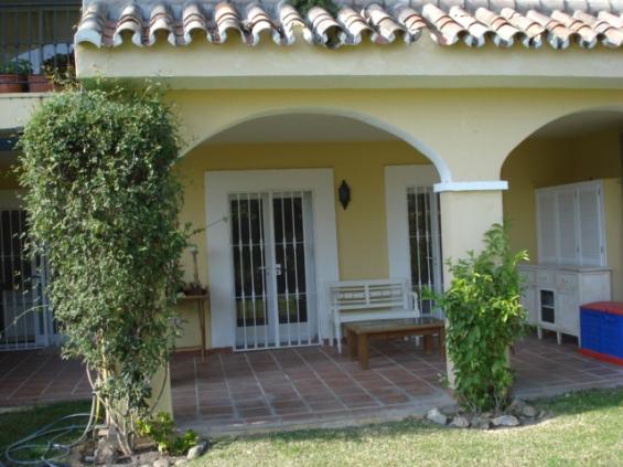 Garden Apartment in Benahavis