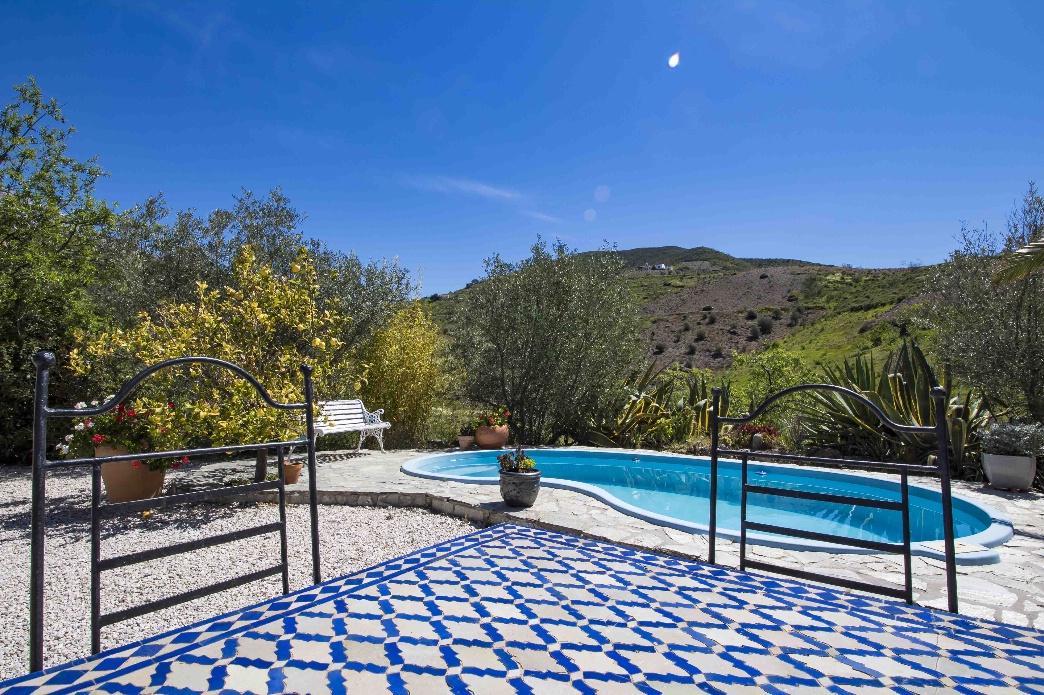 Country Home For Sale In Canillas De Aceituno Malaga Spain