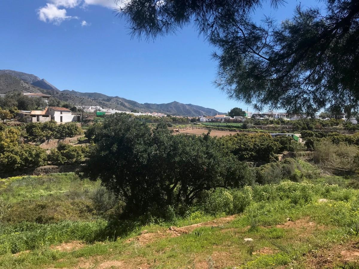 Land for sale in Nerja, Málaga, Spain