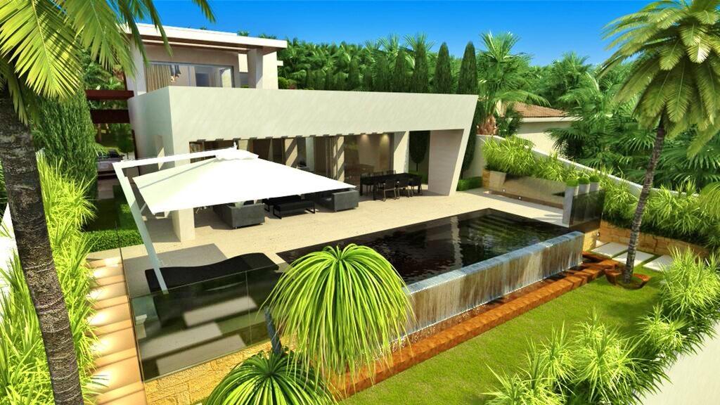 D5400 Stunning Modern Mansion (4)