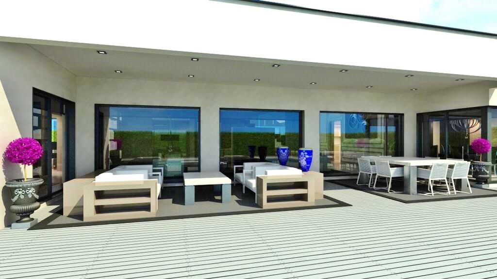 D5401 Modern Villa (4)