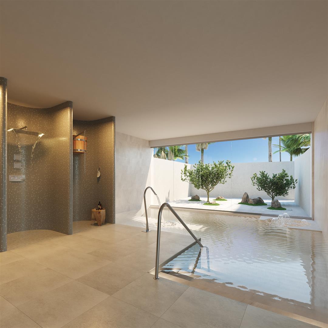 Luxury Contemporary Beachfront Apartments for sale Estepona Spain (20)