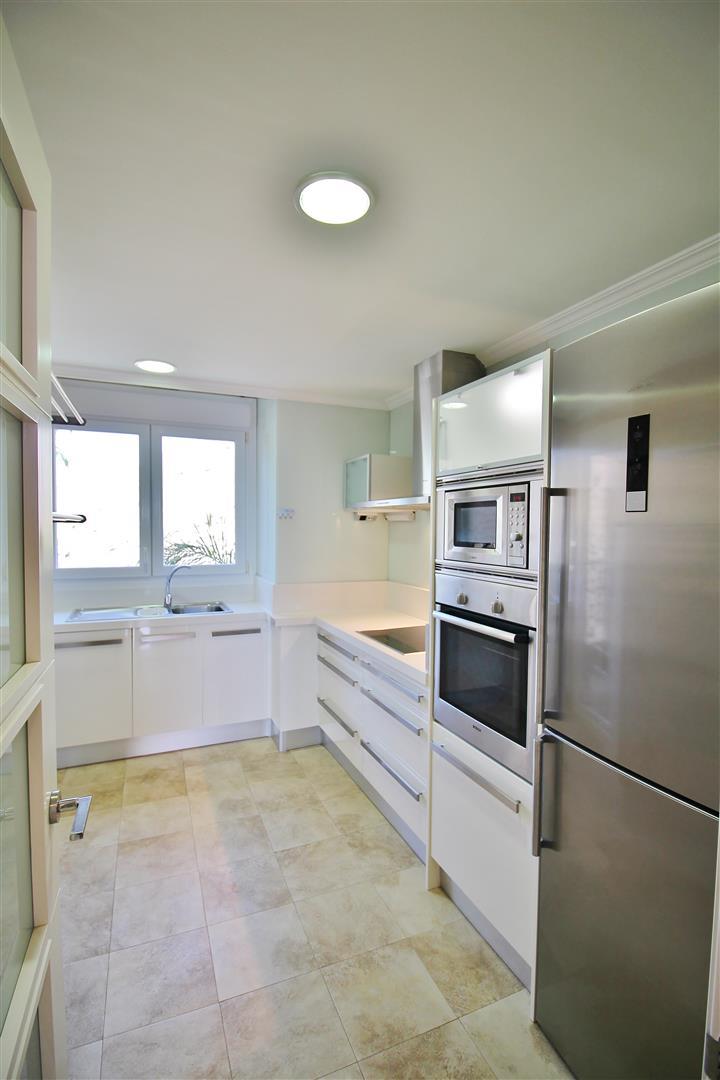 Beautiful 2 Beds Penthouse Duplex for rent Nueva Andalucia Marbella Spain (17) (Large)